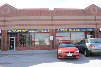 Toronto Unity Auto Glass Repairs and replacements